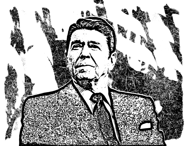 Dutch of Nazareth: The GOP's Mythical Reagan
