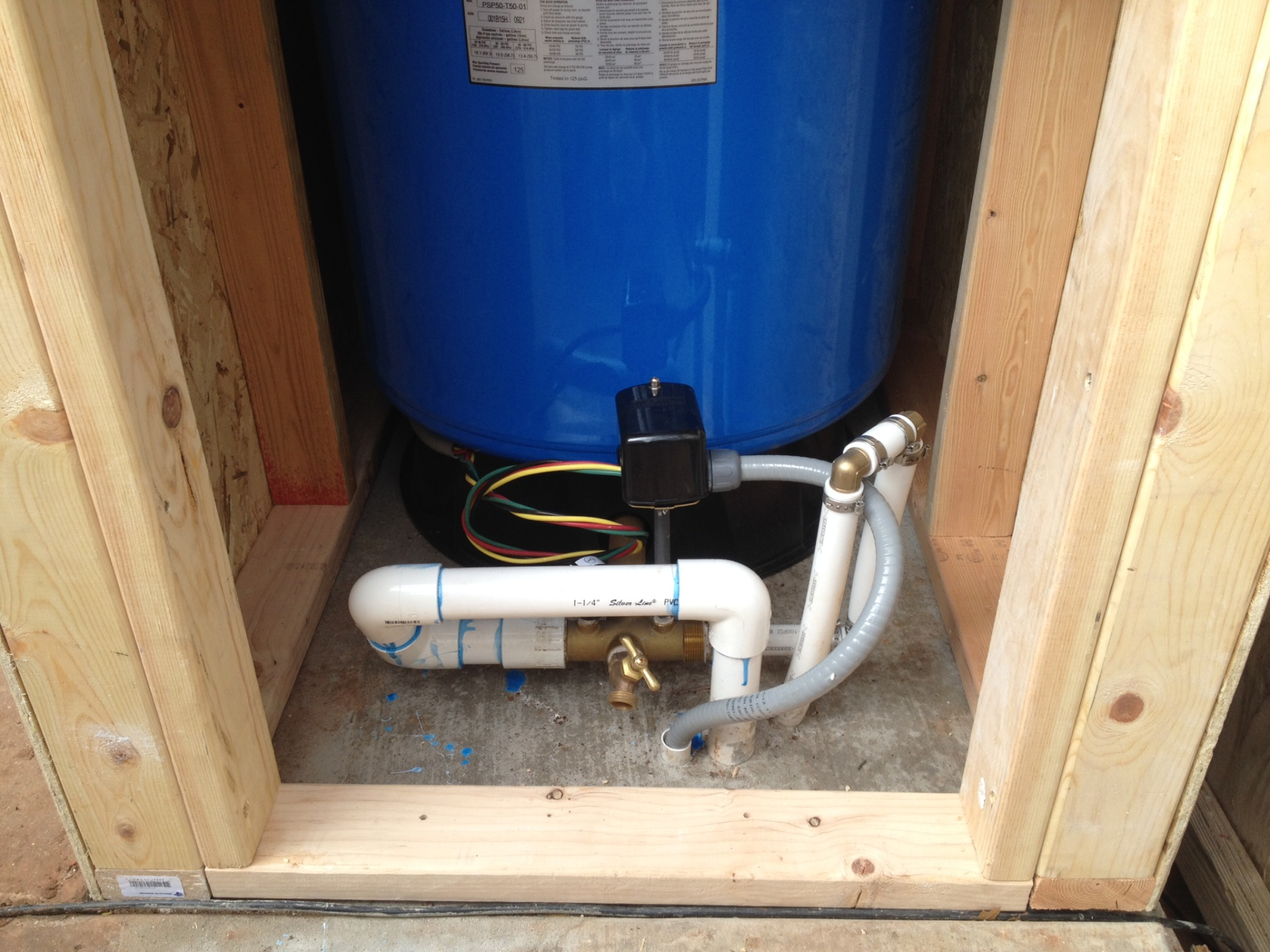 Submersible Pump Installation