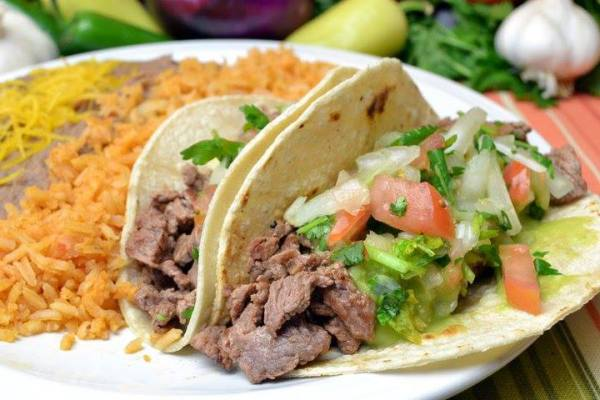 Meal Runner- Filiberto's Steak Tacos