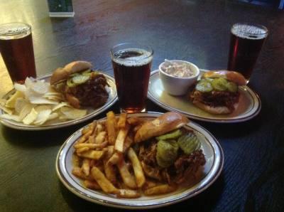 Meal Runner- Slate Street Sandwiches