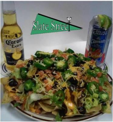 Meal Runner- Slate Street Nachos
