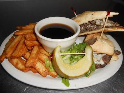 Meal Runner- Slate Street French Dip