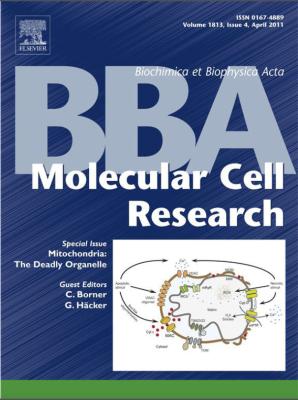 Biochim Biophys Acta. 2011