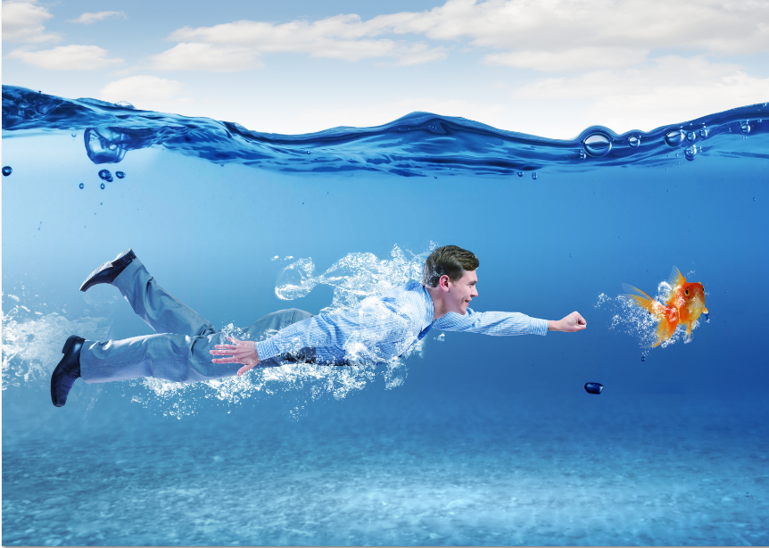 Swim or Stand?  Managing Conflict Now that Millennials are in the Mix