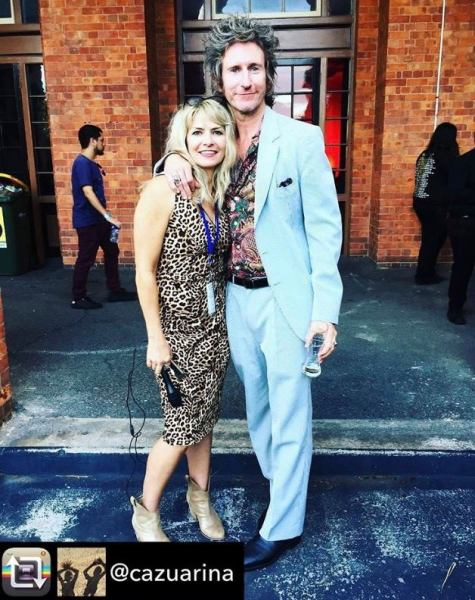 Tim Rogers Rock'n'Roll Writers Festival