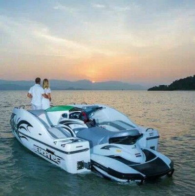 Do I have to register my jet ski boat as a separate watercraft ?