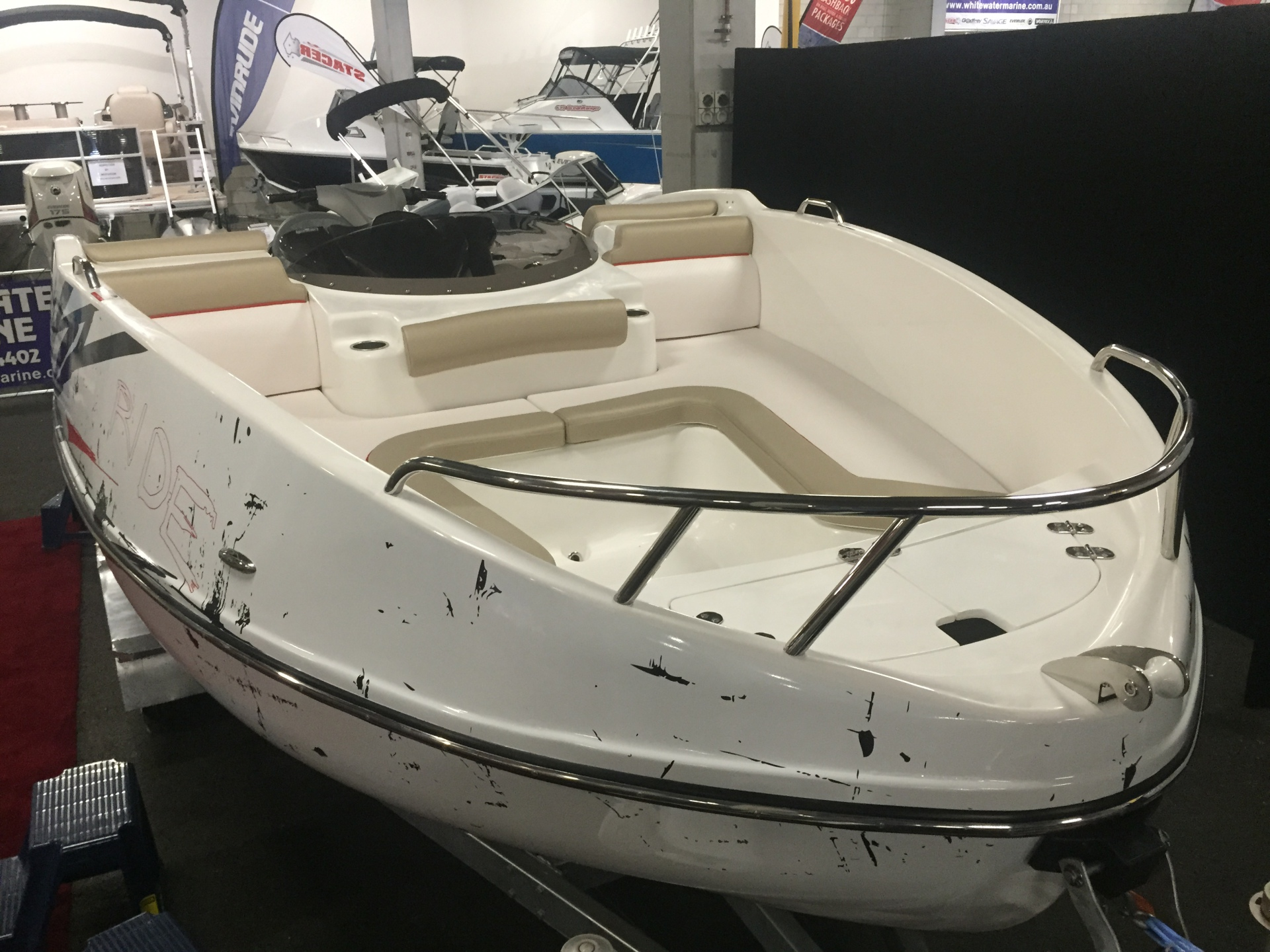 Jet Si Boat Marine upholstery