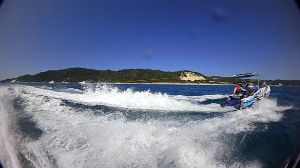 Jet Ski Boat, Jet Ski Combo, Jet Ski Bot Attachment,