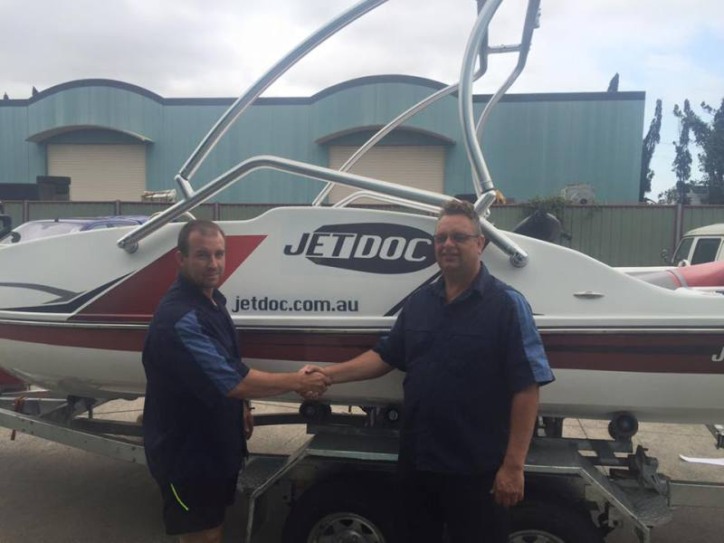 Jetdoc, Our New Sales Agent in Melbourn Victoria