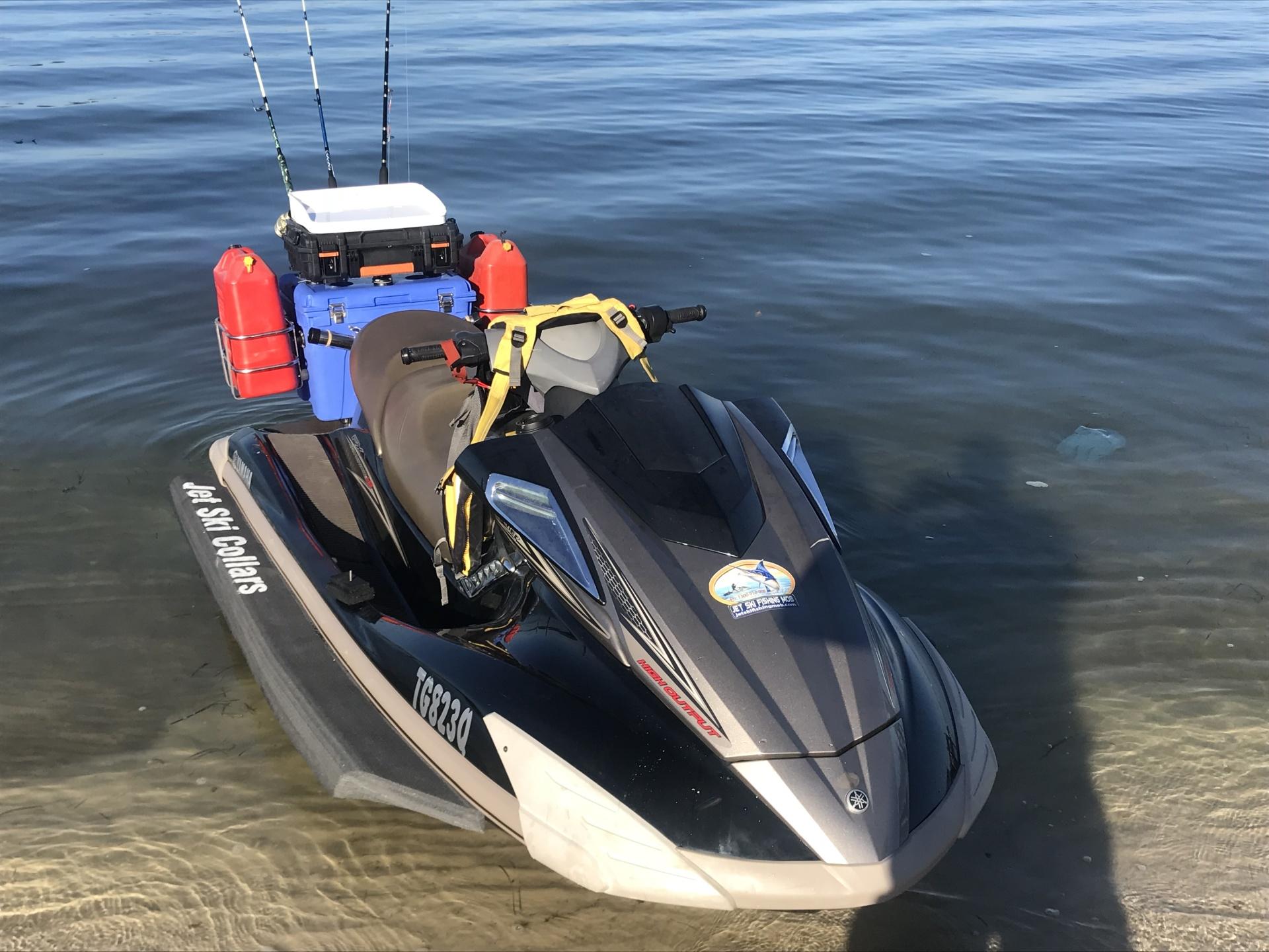 Jet Ski Level Flotation, Jet Ski Collars, Jet Ski Fishing Gear