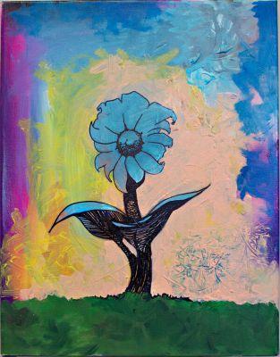 Portrait of a flower 3