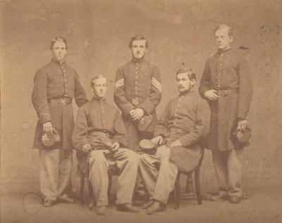 civil war soldiers andover marland