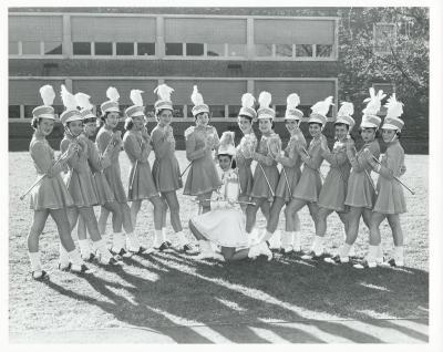 punchard high girls band andover