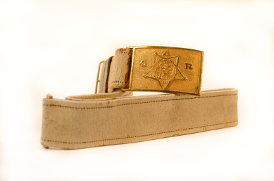 grand army of republic belt 1865