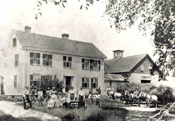 The Maddox Farm
