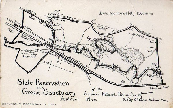 State Reservation and Game Sanctuary