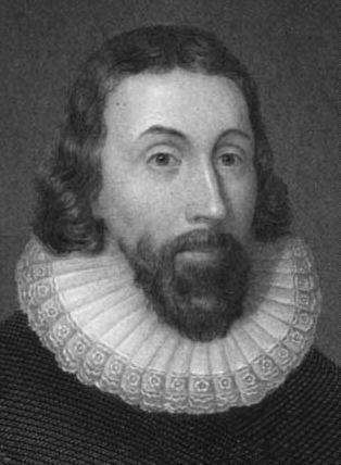 Illustration of cartographer William Wood
