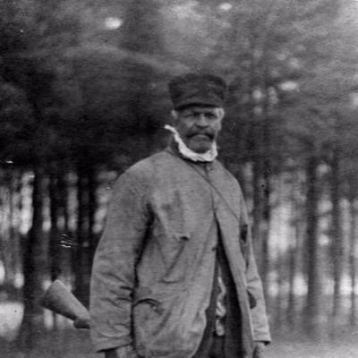 Andover Alan Hinton former slave business man