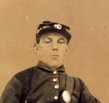 Civil War drummer boy George Smart