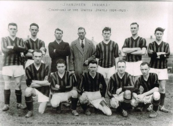 Andover soccer team once hoisted national cup