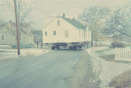 Progress Has Human Costs: Route 495 Comes to Town
