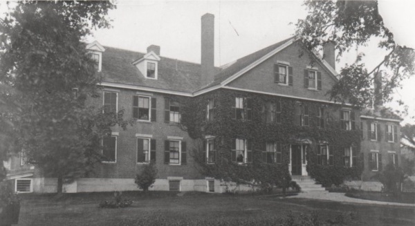 The Almshouse: Andover's Welfare System