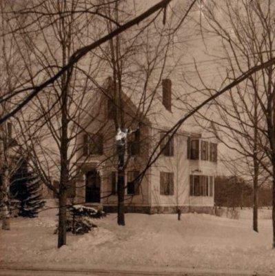 Charles & Maude Newman House