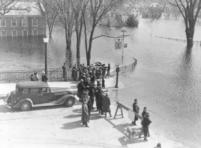 Snow, Ice, Wind, and Water: Andover's Natural Disasters