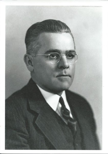 J. Everett Collins: A Man Born to Do