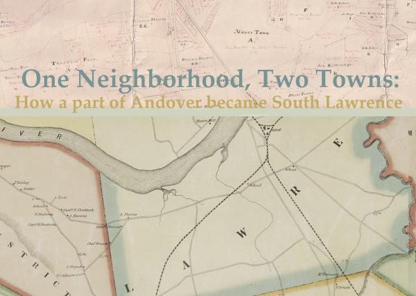 One Neighborhood, Two Towns: