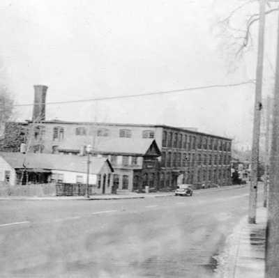 North Main Street Evolves