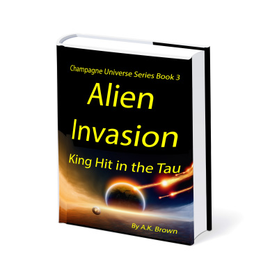 Alien Invasion Available Now