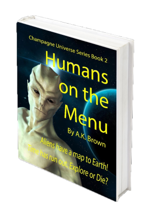Humans on the Menu now in paperback at Amazon US site