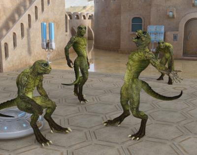Traynor Lizard Colony