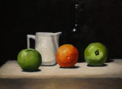 Fruit and Jug