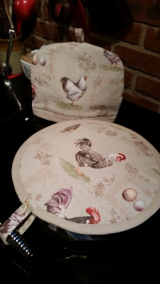 Aga Hob Covers