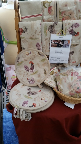 Kitchen range for sale at Lymington market