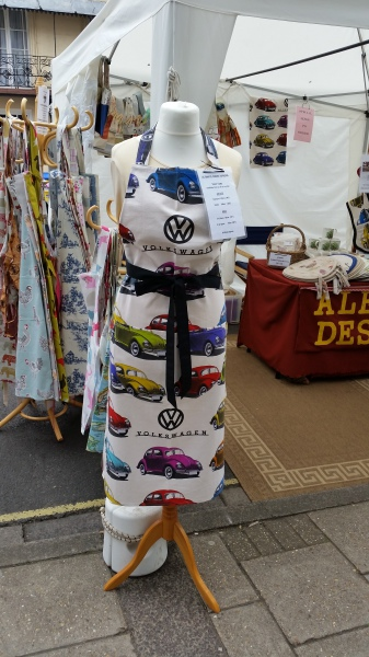 VW Kitchen Apron