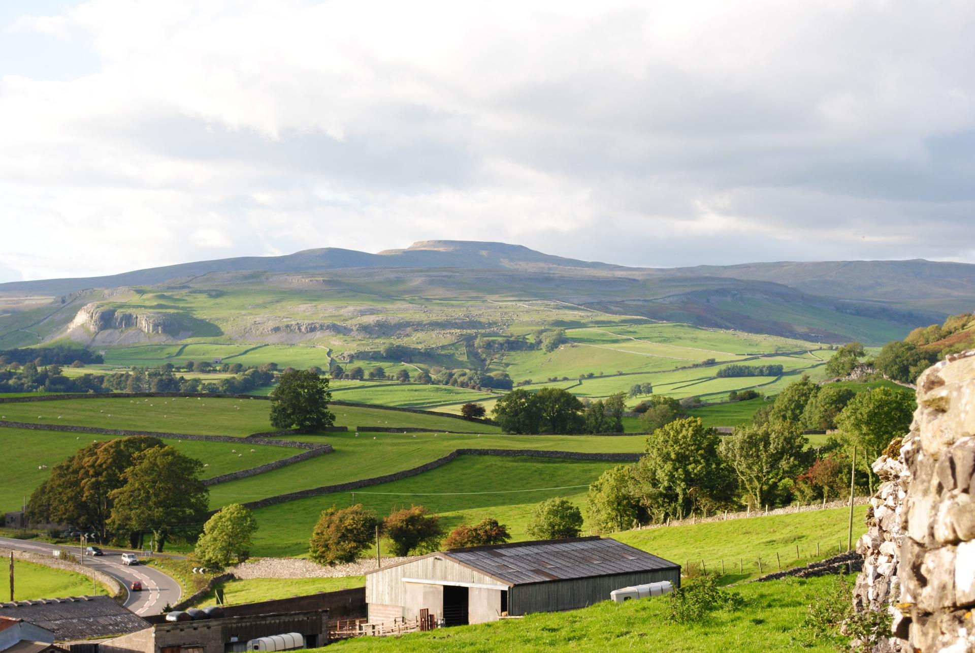 Rawlinshaw Farm, Yorkshire Dales National park