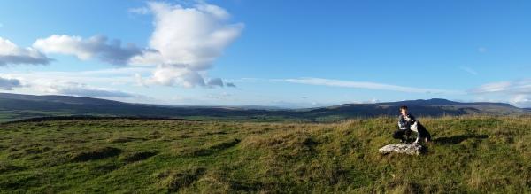 Brunton, Yorkshire views