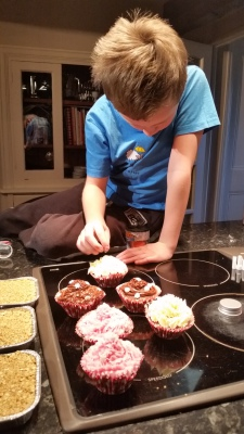Shepherd come baker