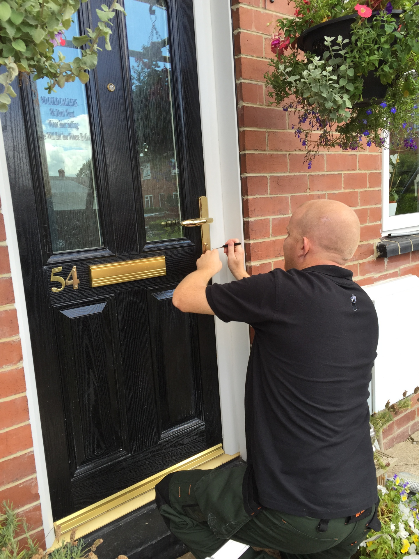Lock Stock Locksmiths and UPVC Specialists.