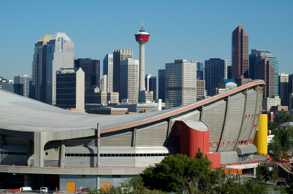 Where is Calgary?