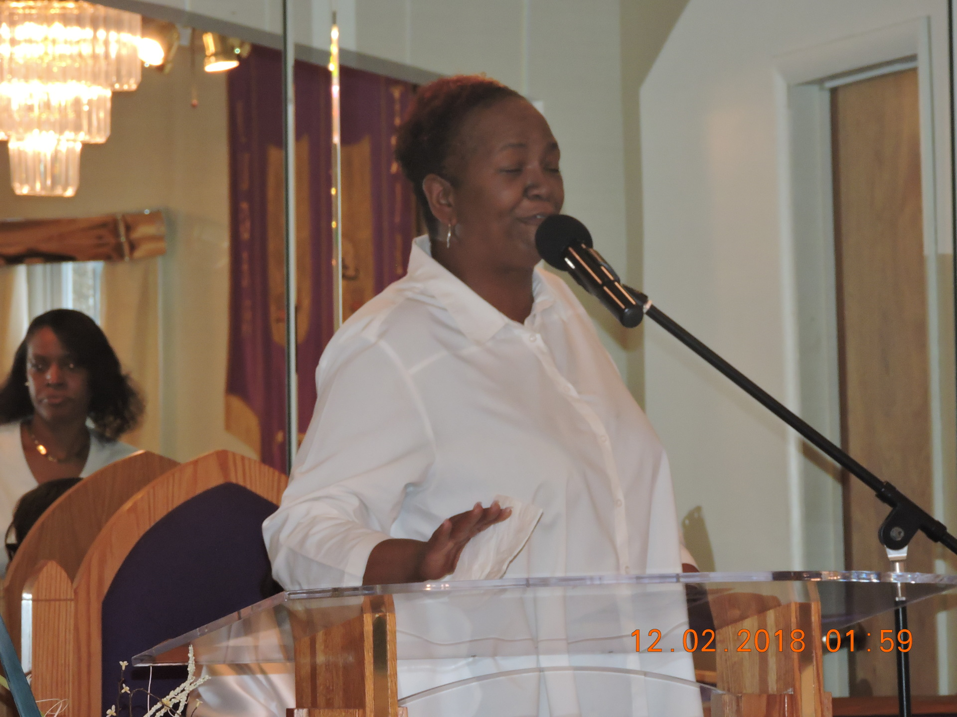 "Minister Tia Peten ""MC"""