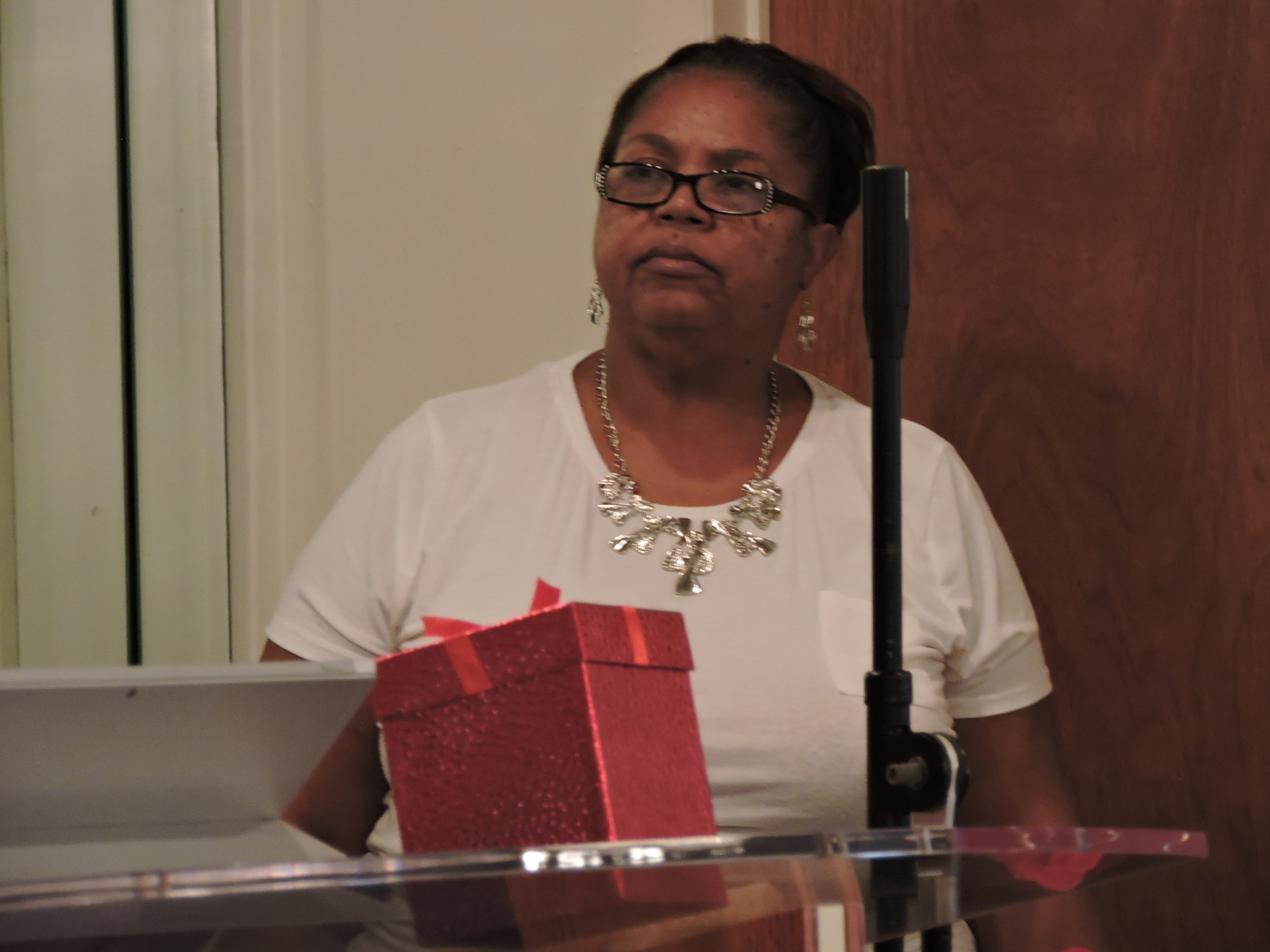 Elder Shirlene Peten Tuned In to The Word