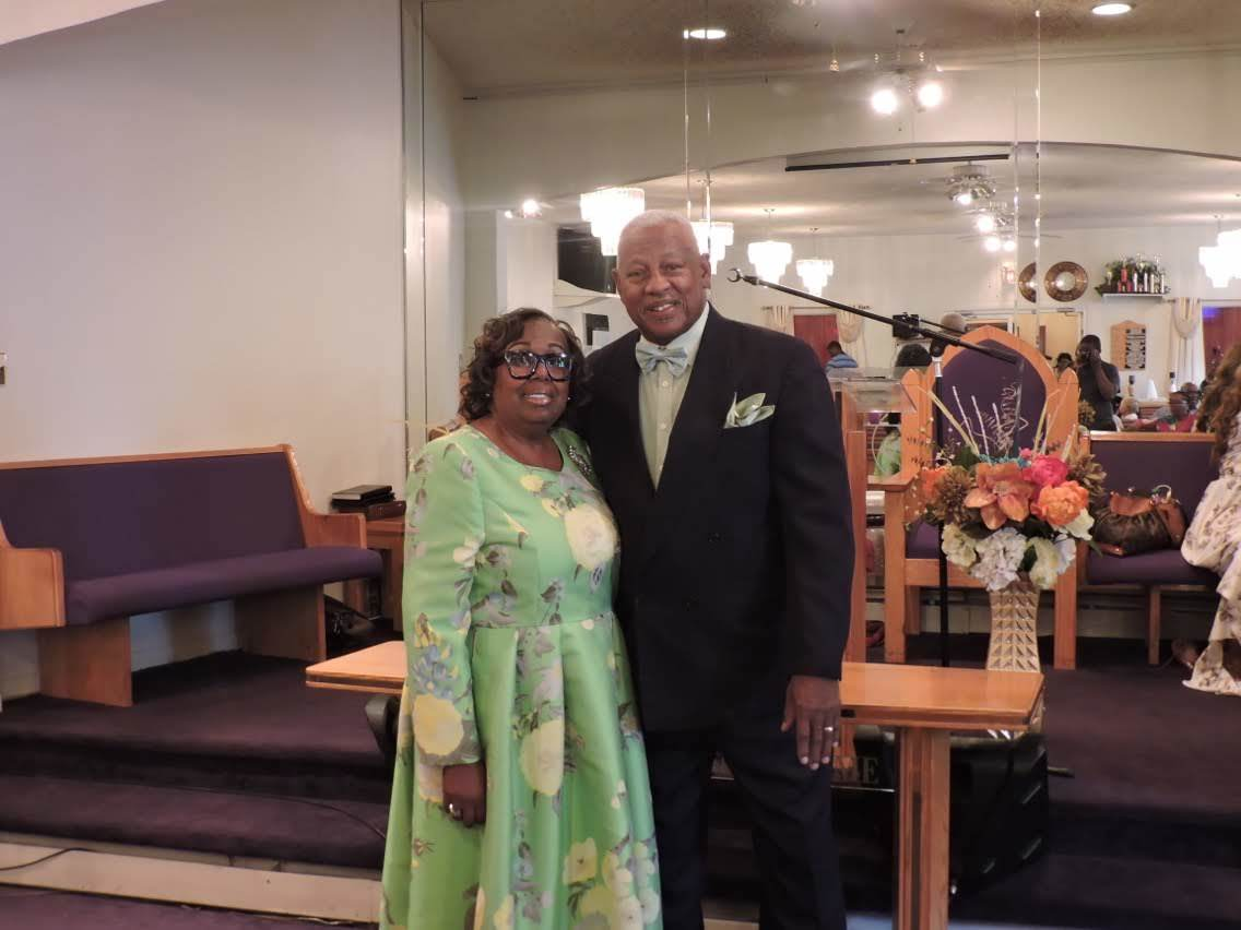 Pastor Gwendolyn & Sir Donald Priester