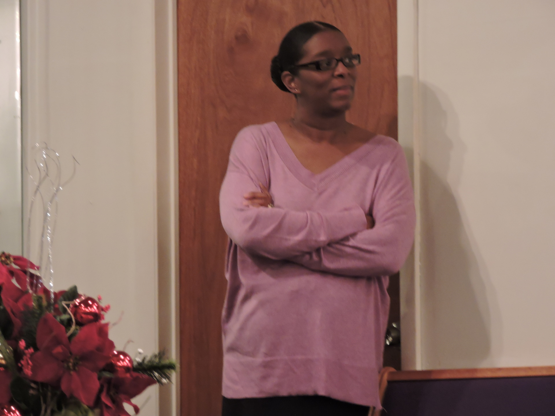 Minister Tekia Boatwright Tuned In To The Word