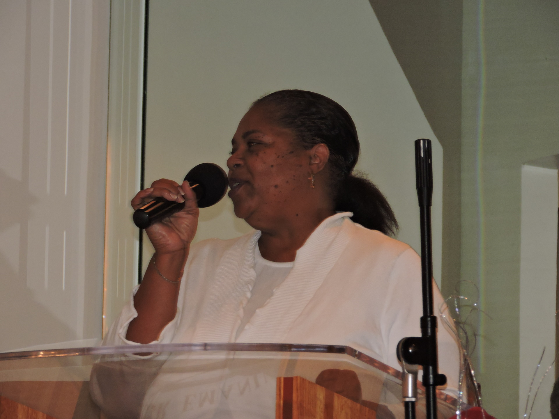 Elder Shirlene Peten