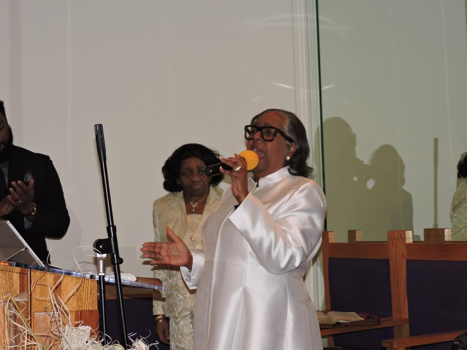 Pastor Gwendolyn Priester