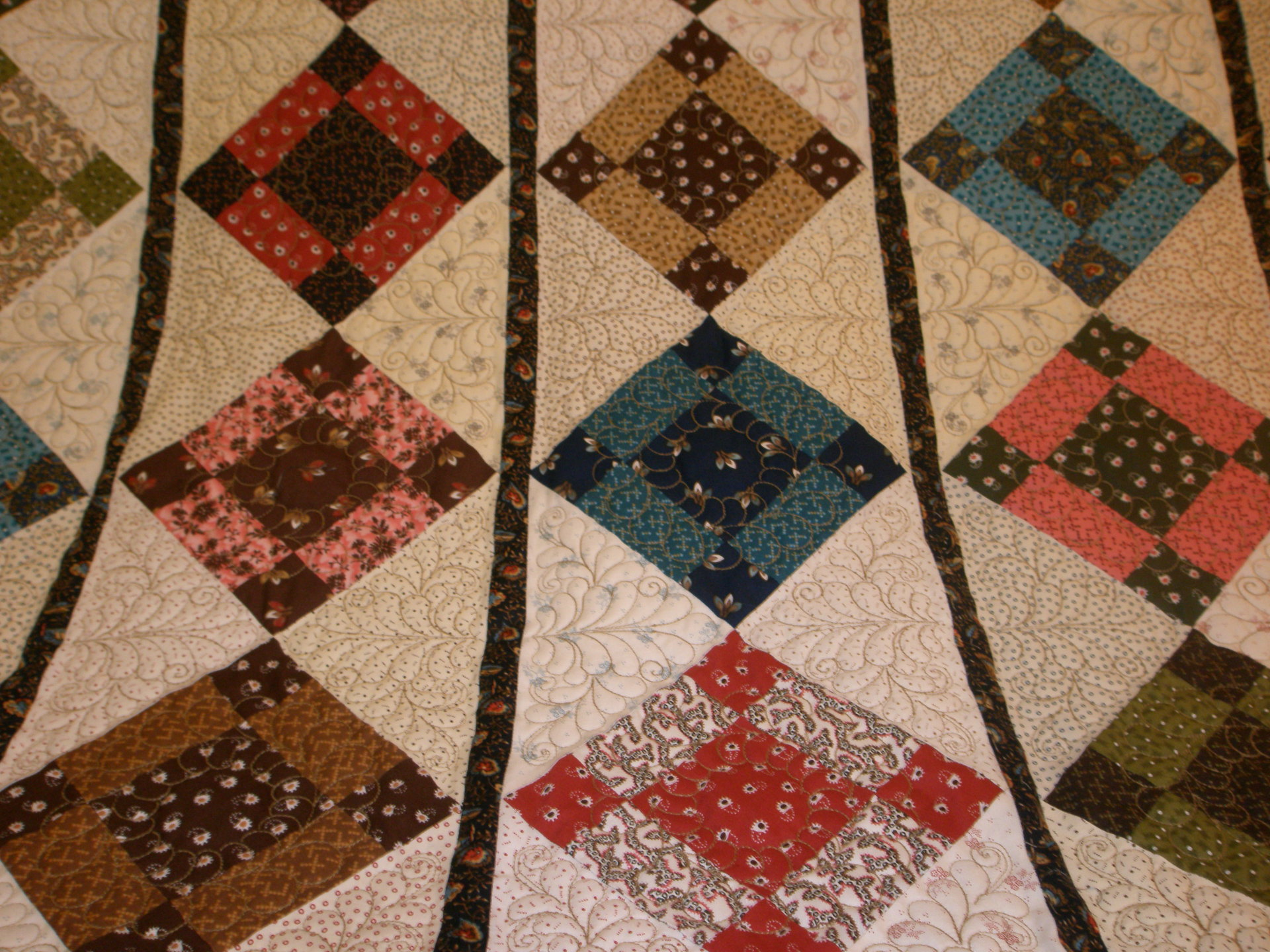 Winners At Arapahoe County Quilters 2012 Show